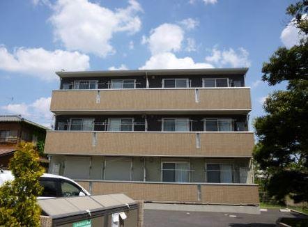 千葉県市川市、下総中山駅徒歩23分の築7年 3階建の賃貸アパート
