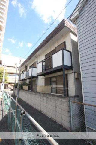 千葉県市川市、市川駅徒歩1分の築32年 2階建の賃貸アパート