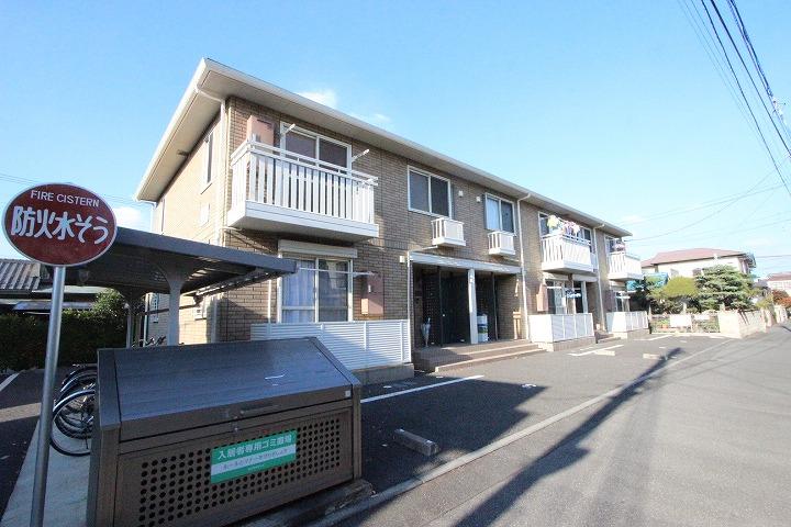 千葉県市川市、本八幡駅徒歩9分の築11年 2階建の賃貸アパート