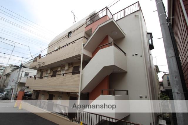千葉県市川市、市川駅徒歩5分の築29年 4階建の賃貸マンション