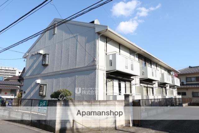 千葉県市川市、西船橋駅徒歩6分の築30年 2階建の賃貸アパート