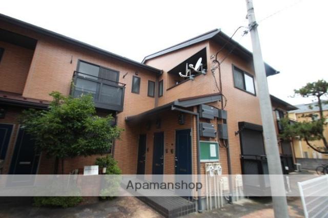 千葉県市川市、菅野駅徒歩15分の築13年 2階建の賃貸アパート
