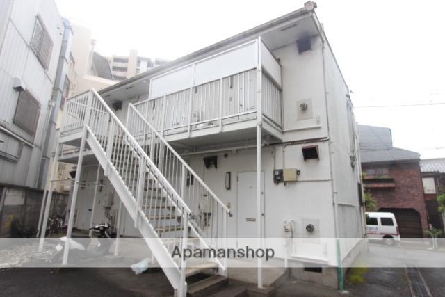 千葉県市川市、市川駅徒歩4分の築31年 2階建の賃貸アパート