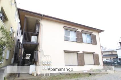 千葉県市川市、本八幡駅徒歩18分の築32年 2階建の賃貸アパート