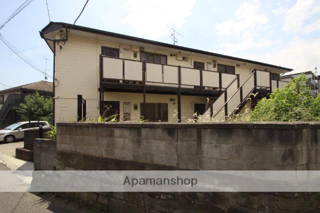 千葉県市川市、下総中山駅徒歩9分の築21年 2階建の賃貸アパート