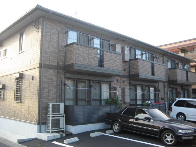 千葉県市川市、行徳駅徒歩27分の築13年 2階建の賃貸アパート
