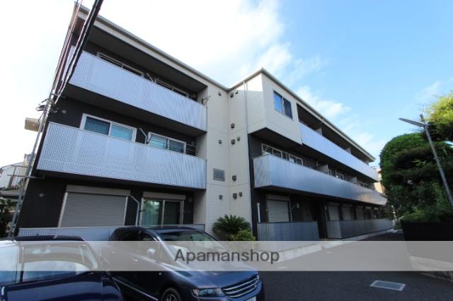 千葉県市川市、菅野駅徒歩9分の築8年 3階建の賃貸マンション