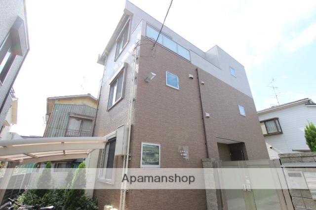 千葉県市川市、市川駅徒歩12分の築5年 3階建の賃貸マンション