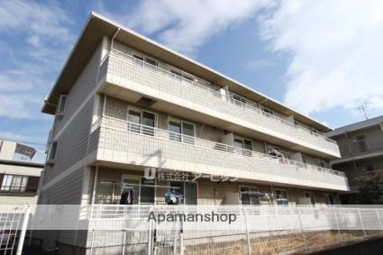 千葉県市川市、原木中山駅徒歩7分の築22年 3階建の賃貸マンション