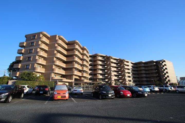 千葉県市川市、西船橋駅徒歩10分の築25年 7階建の賃貸マンション