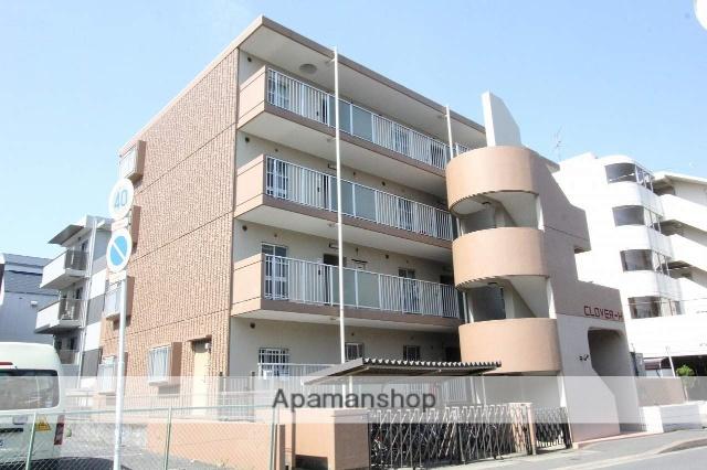 千葉県市川市、行徳駅徒歩4分の築30年 4階建の賃貸マンション