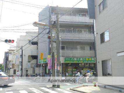 千葉県市川市、本八幡駅徒歩5分の築28年 4階建の賃貸マンション