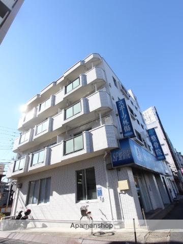 千葉県市川市、市川駅徒歩6分の築37年 4階建の賃貸マンション
