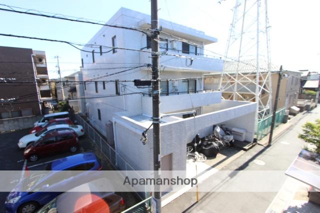千葉県市川市、市川駅徒歩5分の築29年 3階建の賃貸マンション