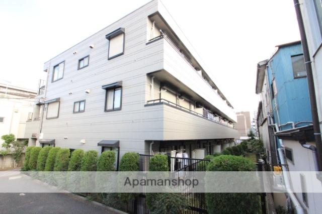 千葉県市川市、本八幡駅徒歩7分の築21年 3階建の賃貸マンション