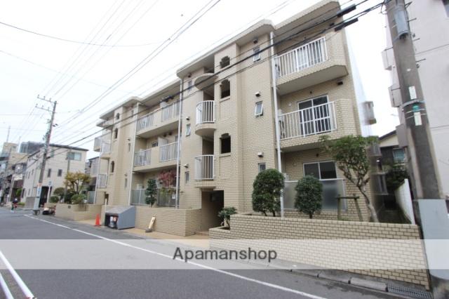 千葉県市川市、本八幡駅徒歩9分の築30年 3階建の賃貸マンション