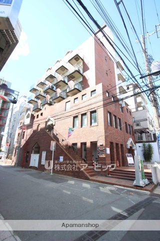 千葉県市川市、本八幡駅徒歩3分の築32年 7階建の賃貸マンション