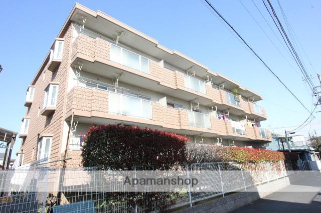 千葉県市川市、行徳駅徒歩15分の築25年 3階建の賃貸マンション