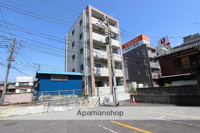 千葉県市川市、市川駅徒歩7分の築4年 5階建の賃貸マンション