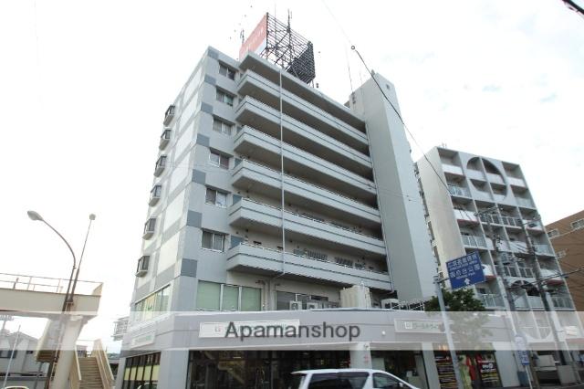 千葉県市川市、市川駅徒歩10分の築26年 8階建の賃貸マンション