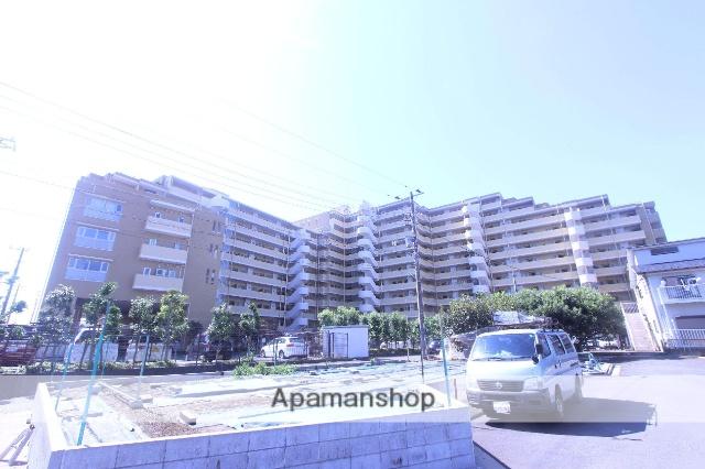 千葉県船橋市、下総中山駅徒歩12分の築17年 11階建の賃貸マンション