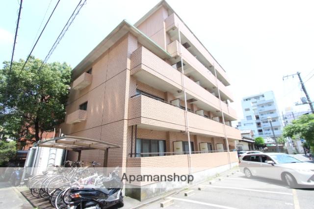 千葉県市川市、本八幡駅徒歩6分の築30年 5階建の賃貸マンション