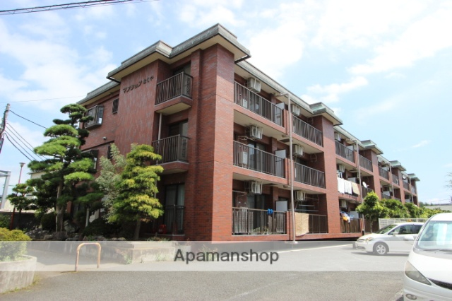千葉県市川市、本八幡駅徒歩20分の築28年 3階建の賃貸マンション