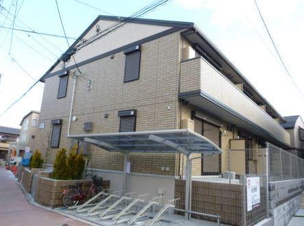 千葉県市川市、南行徳駅徒歩17分の築3年 2階建の賃貸アパート