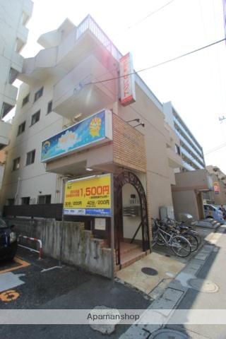 千葉県市川市、本八幡駅徒歩3分の築47年 4階建の賃貸マンション