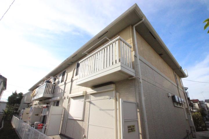 千葉県市川市、本八幡駅徒歩30分の築9年 2階建の賃貸アパート