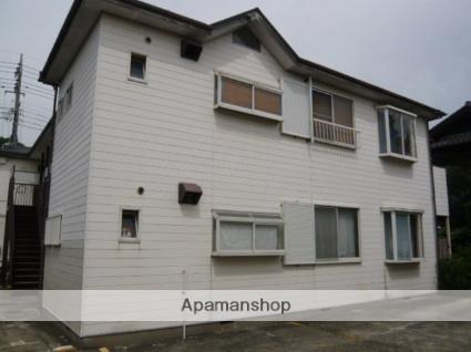 千葉県市川市、市川大野駅徒歩16分の築29年 2階建の賃貸アパート