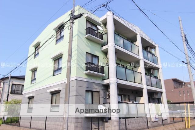 千葉県船橋市、下総中山駅徒歩8分の築9年 3階建の賃貸マンション