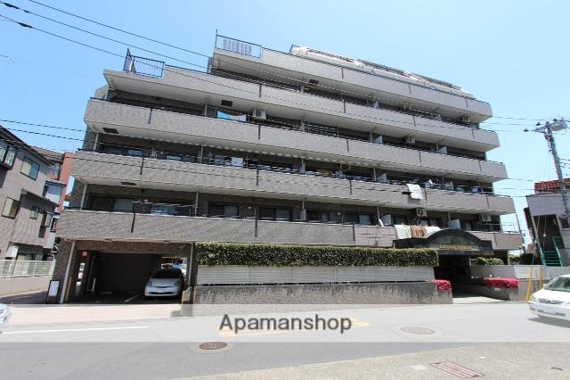 千葉県市川市、市川駅徒歩7分の築21年 7階建の賃貸マンション
