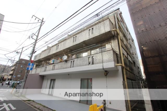 千葉県市川市、市川駅徒歩4分の築39年 4階建の賃貸マンション
