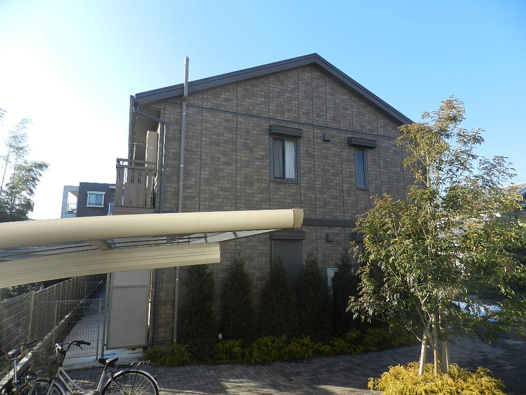 千葉県市川市、東松戸駅徒歩30分の築7年 2階建の賃貸アパート