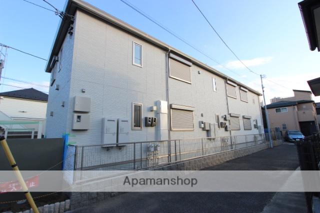 千葉県市川市、本八幡駅徒歩13分の築1年 2階建の賃貸アパート