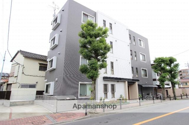 千葉県市川市、本八幡駅徒歩8分の築7年 4階建の賃貸マンション