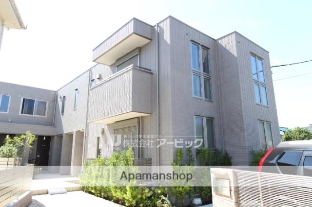 千葉県市川市、市川駅徒歩17分の新築 2階建の賃貸マンション