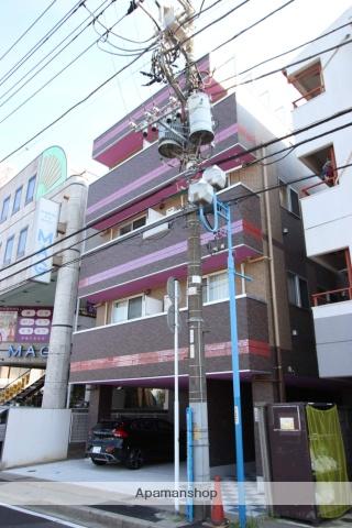 千葉県市川市、下総中山駅徒歩5分の新築 4階建の賃貸マンション