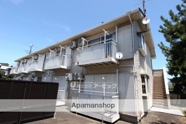 千葉県市川市、本八幡駅徒歩11分の築26年 2階建の賃貸アパート