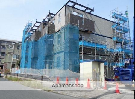 千葉県市川市、市川塩浜駅徒歩19分の新築 3階建の賃貸アパート