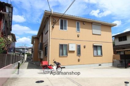 千葉県市川市、下総中山駅徒歩10分の築9年 2階建の賃貸アパート