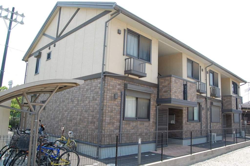 千葉県船橋市、西船橋駅徒歩12分の築7年 2階建の賃貸アパート