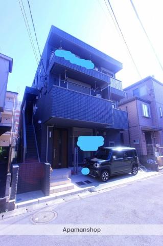 千葉県市川市、本八幡駅徒歩6分の新築 3階建の賃貸マンション