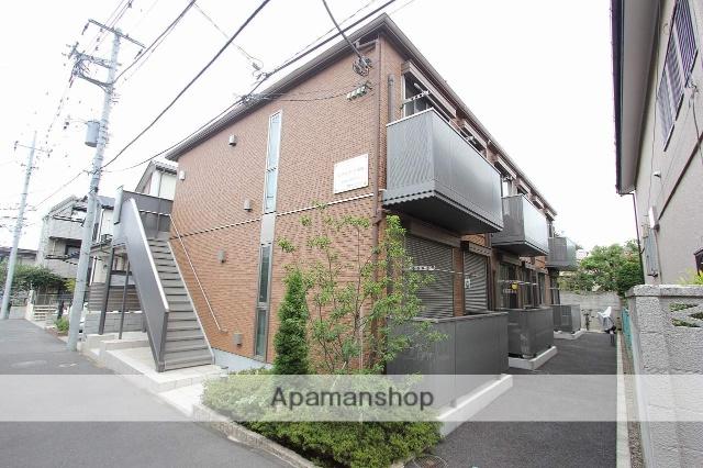 千葉県市川市、市川駅徒歩9分の築6年 2階建の賃貸アパート