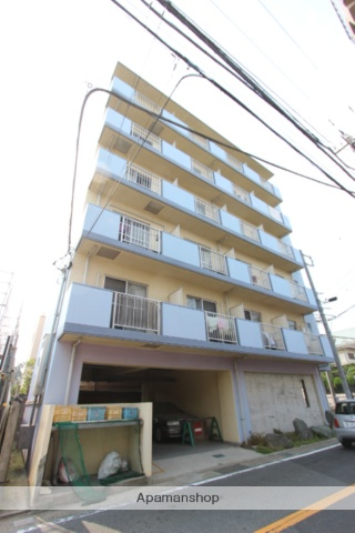 千葉県市川市、市川駅徒歩9分の築13年 6階建の賃貸マンション