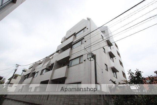 千葉県市川市、本八幡駅徒歩8分の築26年 6階建の賃貸マンション