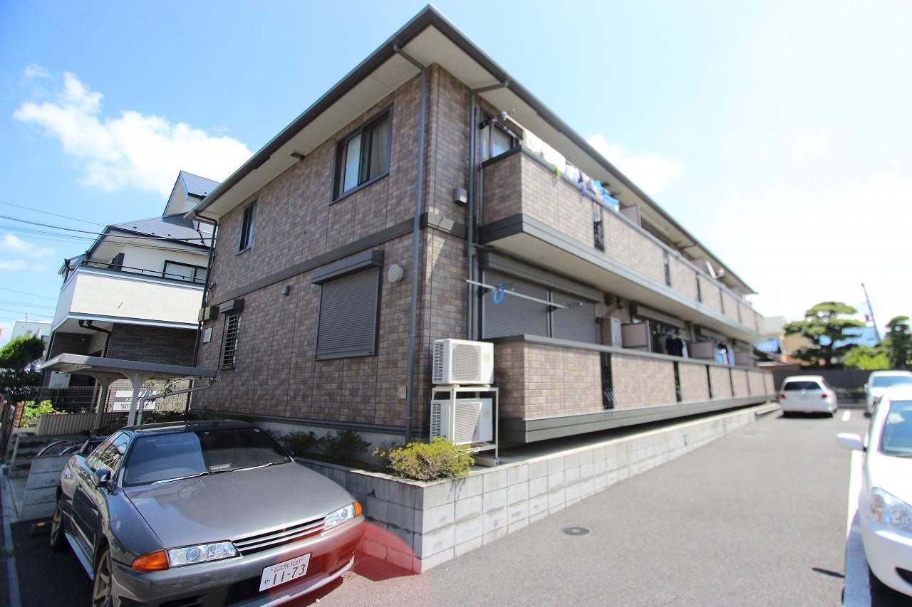 千葉県市川市、本八幡駅徒歩20分の築11年 2階建の賃貸アパート