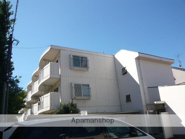千葉県市川市、市川駅徒歩7分の築29年 3階建の賃貸マンション