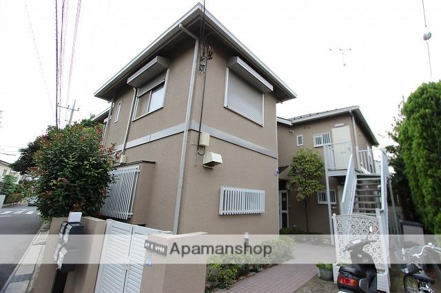 千葉県市川市、本八幡駅徒歩22分の築25年 2階建の賃貸アパート